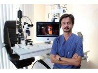Doç. Dr. Çağatay'dan bebeklerde göz kayması uyarısı