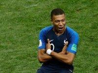 Dünya Kupası'nın fenomeni Mbappe