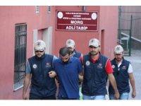Terör örgütlerinin propagandasını yapan 1 kişi tutuklandı