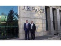Başkan Can'ın Ankara'da temaslarda bulundu