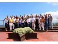 Rize'de buluşan Adalet Bakanlığı eğitmenleri hedef belirledi