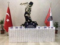 Hakkari'de 6 bin 980 paket sigara ele geçirildi