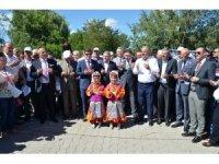 32. Uluslararası Taşköprü kültür ve sarımsak festivali başladı