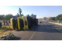 Kırıkkale'de trafik kazaları: 5 yaralı