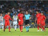 UEFA Avrupa Ligi: LASK Linz: 2 - Beşiktaş: 1 (Maç sonucu)
