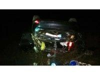 İznik'te feci kaza: 1 ölü, 5 yaralı