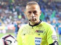 Cüneyt Çakır Suudi Arabistan Süper Kupa maçını yönetecek