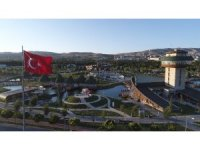 Elazığ'da kişi başına düşen yeşil alan yüzde 150 arttı