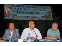 İncirliova'da istişare toplantıları devam ediyor