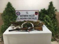 Jandarma ekiplerinden bayram öncesi uyuşturucu operasyonu