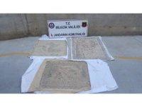 Bilecik'te insan figürlü 3 adet tarihi eser niteliğinde mozaik ele geçirildi