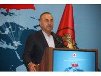 """Bakan Çavuşoğlu: """"Artık Türkiye sahada olduğu kadar masada da güçlü"""""""