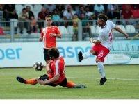 Spor Toto 1. Lig: Ümraniyespor: 2 - Adanaspor: 1