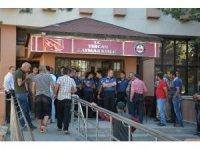 Erzincan'daki silahlı kavgada ölen 5 kişiden 2'sinin cenazesi Erzurum'a getirildi