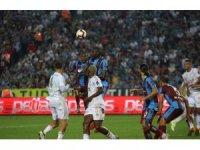 Spor Toto Süper Lig: Trabzonspor: 3 - Demir Grup Sivasspor: 1 (İlk yarı)