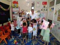 Başkan Duymuş, Kur'an Kursu programına katıldı