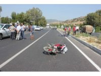 Aydın'da trafik kazası; 1 ölü