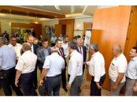 Başkan Polat, belediye çalışanları ile bayramlaştı