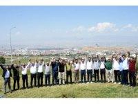 B.B. Erzurumspor yönetimi, Beşiktaş maçı öncesi kenetlendi