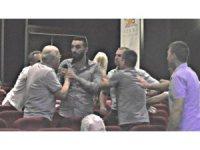 CHP danışma kurulu toplantısında Muharrem İnce'ye hakaret arbedesi