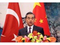"""Çin Dışişleri Bakanı: """"Türkiye, Erdoğan'ın liderliğinde bütünleşecek"""""""
