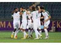 Spor Toto 1. Lig: Osmanlıspor: 0 - Giresunspor: 1