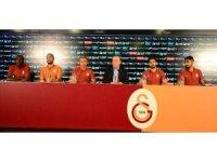 Galatasaray'da toplu imza töreni