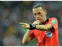 Cüneyt Çakır'ın yönettiği maçta Süper Kupa Al Hilal'in