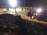 Çankırı'da trafik kazası: 1 ölü, 10 yaralı