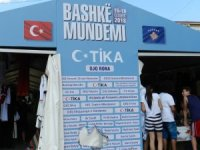 Kosova'da TİKA çadırına saldırı