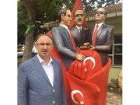 Bursalılardan Menderes ve arkadaşlarına vefa