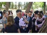 Kırklareli'nde Kurban Bayramı bayramlaşma programı