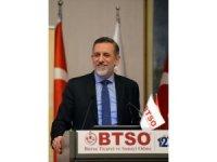 BTSO 'İlk 250 Büyük Firma' araştırmasını açıkladı