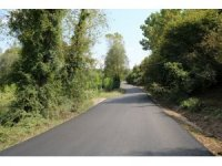Karasu'da iki mahalle daha asfaltlandı
