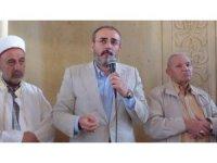 AK Parti Genel Başkan Yardımcısı Ünal, Olçok ailesinin mevlitine katıldı