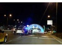 Avrasya Tüneli'nde şüpheli motosiklet alarmı