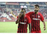 Spor Toto 1. Lig: Gazişehir Gaziantep: 1 - İstanbulspor: 1