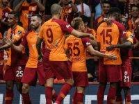 Galatasaray evinde tek golle kazandı