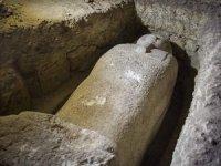 Mısır'daki gizemli lahdin sırrı çözülüyor