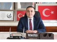 MHP İl Başkanı Murat Çiçek'den bayram tebriği
