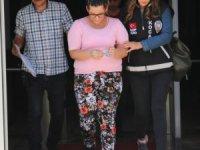 Fuhuş için buluştuğu şahısları elektro şokla gasp eden kadın tutuklandı