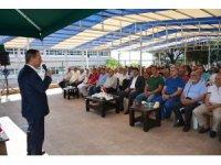Kdz. Ereğli Belediyesi mezarlıklarda mevlid okuttu