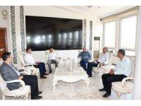 Ağbaba'dan Polat'a ziyaret