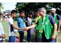 Türk hayırseverlerden Sri Lanka'ya bayram yardımı
