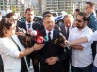 """Başkan Yardımcısı Oktay, """"Türkiye güvenli liman olmaya devam edecek"""""""