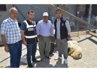 Besni'de polis vatandaşları dolandırıcılığa karşı uyardı