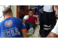 Şanlıurfa'da acemi kasaplar hastaneleri doldurdu