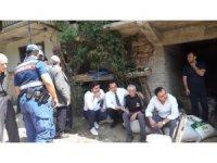 Bolu'da, dede torununu öldürdükten sonra intihar etti