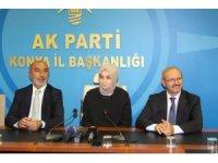 """Leyla Şahin Usta: """"Konya'yı en iyi şekilde temsil edeceğiz"""""""