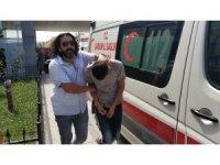 Uyuşturucu hapla yakalanan genç tutuklandı